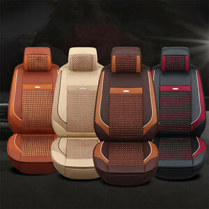 Front Amp Rear Car Cushion Seat Covers Mat For Toyota Rav4