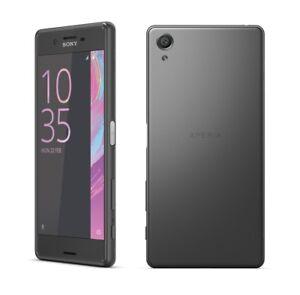 Sony-XPERIA-X-in-Black-Handy-Dummy-Attrappe-Requisit-Deko-Werbung-Muster