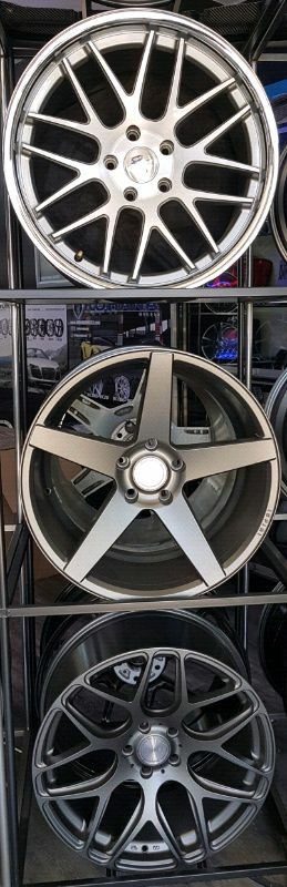 Wheels for 5x120 pcd