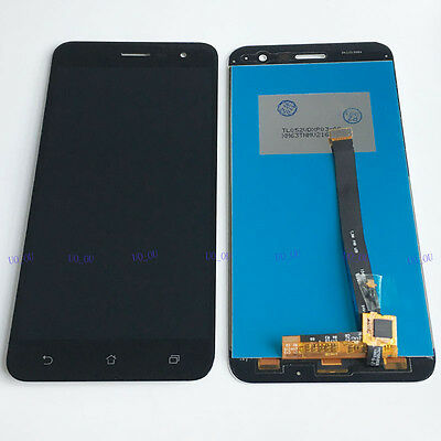 Black LCD Display Touch Digitizer Screen Assembly For Asus ZenFone 3 ZE520KL NEW