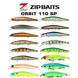 Zipbaits Orbit 110 SP Suspendieren Köder 2001 2770
