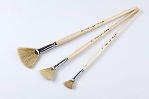 Hog Hair Brushes For Oil Painting