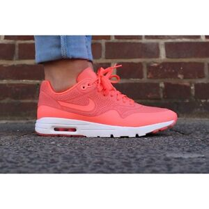 the latest c13c6 99331 La foto se está cargando Nike-Air-Max-1-Ultra-Moire-lava-caliente-