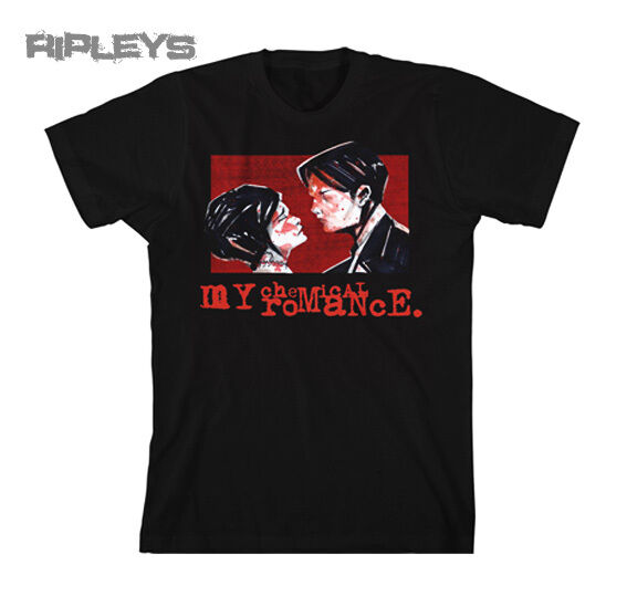 Official T Shirt MY CHEMICAL ROMANCE Three Cheers Faces All Sizes