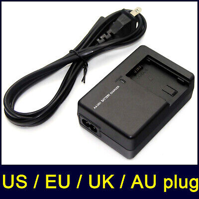 1A AC//DC Wall Power Charger Adapter Cord for JVC Everio GZ-E305 GZ-E307 GZ-EX315