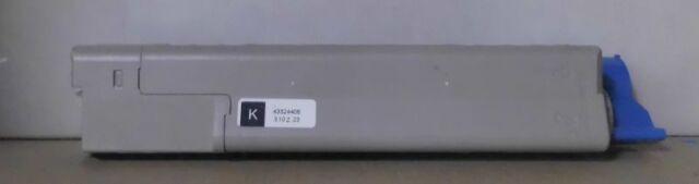 Original Oki 43324408  Toner black für C5600 C5700  ohne OVP D