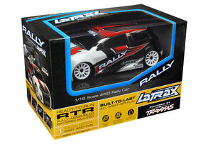 LaTrax-Traxxas-1-18-Rally-4WD-RTR-R-C-2-4GHz-Car-With-Battery-Charger-TRA750545