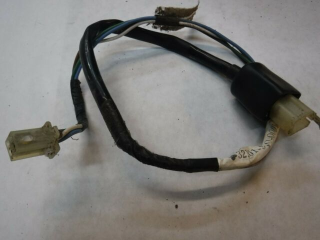 1983 Honda Odyssey Fl250 Fl 250 Atv Headlight Wire