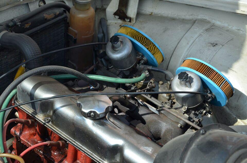 Volvo P1800S, 2,0, Benzin