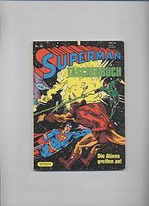 SUPERMAN TASCHENBUCH # 56 - EHAPA VERLAG 1984 - TOP