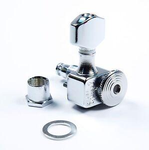 Genuine-SPERZEL-trimlok-Verrouillage-6-In-line-Chrome-Tuners-NEW-auth-Dealer