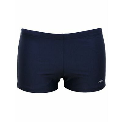Jockey Swimwear Retro Swim Short Classic Trunks Navy Blue 60017 Size S NEW