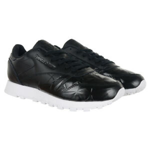 Image is loading Reebok-Classic-Leather-Hype-Metallic-Womens-Sports-Sneakers - 2ef183977