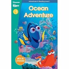 Finding Dory: Ocean Adventure (Adventures in Reading, Level 1): Level 1:...