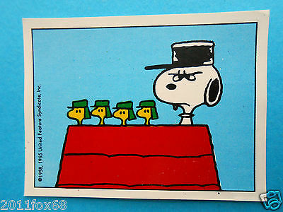 figurines figuren stickers snoopy figurine i love snoopy n. 236 panini 1980-90