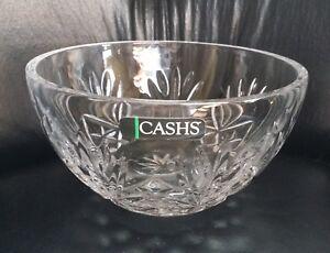 CASHS-IRELAND-CRYSTAL-GLASS-CANDY-BOWL-MAHON-FALLS