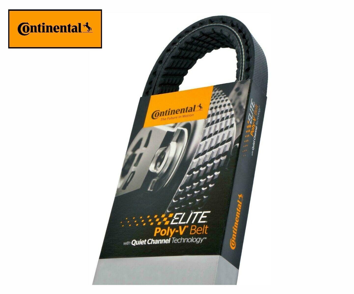 Alt+PS CONTINENTAL ELITE 4050350 Belt for 00-04 LEGACY /& OUTBACK 2.5L