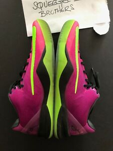 d4131c26a6e3 Nike Zoom KOBE VIII 8 SYSTEM MC MAMBACURIAL RED PLUM ...