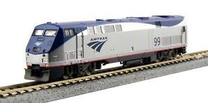 KATO-1766031-N-Scale-GE-P42-Genesis-Amtrak-Phase-V-Late-160-176-6031-DCC-Ready