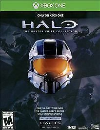 halo the master chief collection microsoft xbox one 2014 ebay
