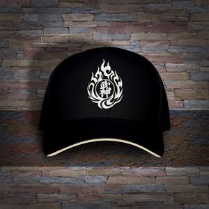 Japanese Ninja Ninjutsu Bujinkan Fire Embro Cap Hat