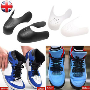 Details about Shoe Shield Crease Trainer Protector Decreaser For Nike Jordan Air Force 1 Gift