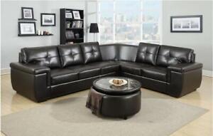 Pre-Order SALE Brand New Leather Sectional  $1499 Saskatoon Saskatchewan Preview