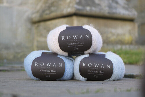 All Shades Available  *FREE UK POSTAGE* 25g balls Rowan Cashmere Haze