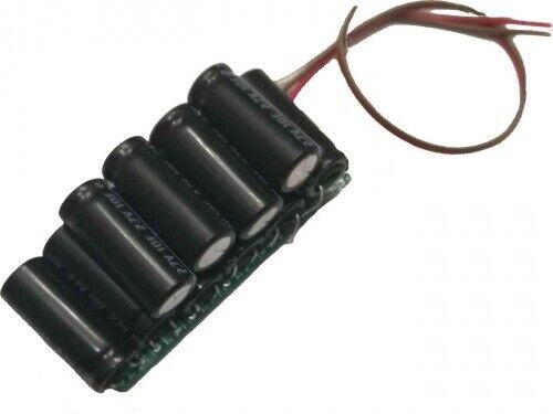MDElectronics intelligente orocap elettricità scrittura nel buffer contro un breve periodo stromausf