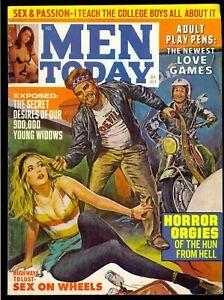 Men-Today-Pulp-Magazine-Vol-8-4-July-1968-Bondage-Very-Fine-7-5