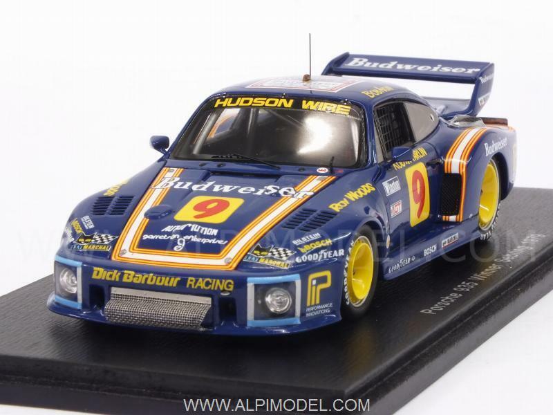 Porsche 935 Winner 12h Sebring 1979 Akin - McFarlin -Woods 1 43 SPARK 43SE79