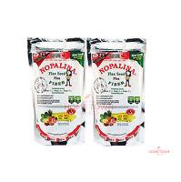 2 Pack - Nopalina Flax Seed Plus ( Linaza ) - 16 Oz Weight Loss
