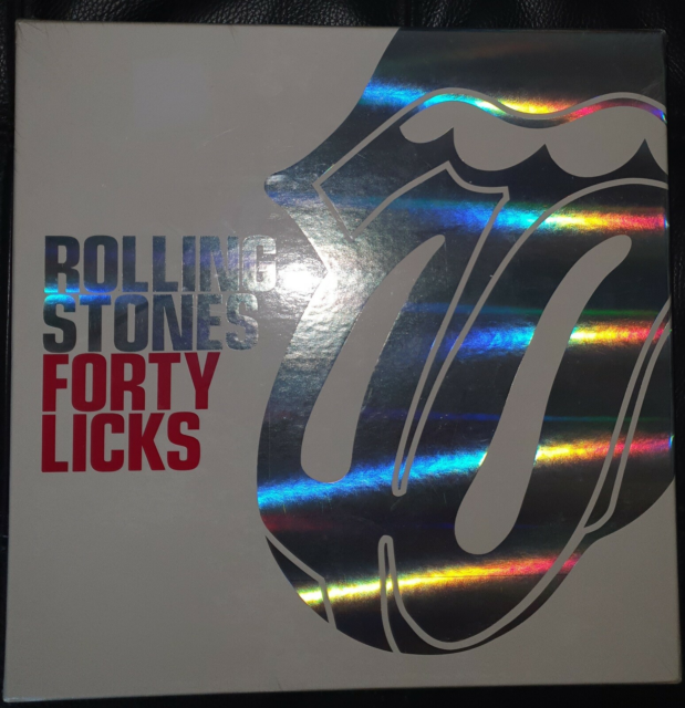 Rolling Stones: Forty Licks, rock, Collectors Edition -…