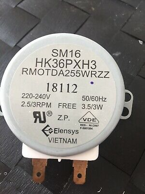 Sharp Microwave Turntable Motor Part