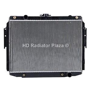 """1 1//4/"""" Radiator for Dodge Ram 1500 94-01 2500 3500 94-97 3.9 V6 5.2 5.9 V8"""