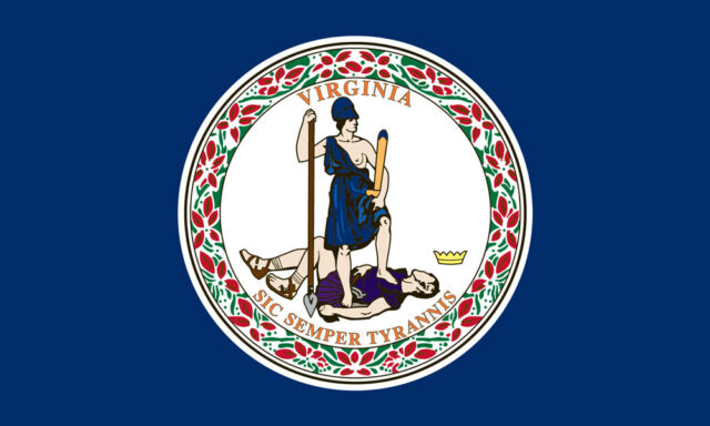 3x5 Virginia State Flag State of Virginia Premium Banner FAST USA SHIPPING