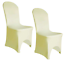 Spandex-Dining-Room-Chair-Covers-Slip-SEAT-Cover-Stretch-Removable-Wedding-White thumbnail 8