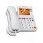 AT-amp-T-CL4940-Corded-Standard-Phone-w-Answering-System-and-Backlit-Display-White thumbnail 2