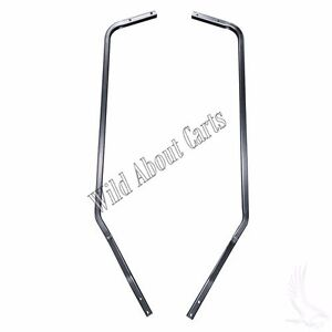 Golf Cart New Front Top Strut Windshield Frame For Club