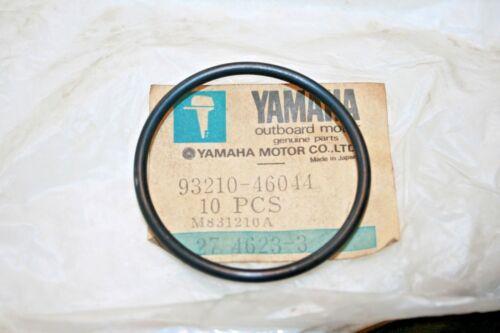 NOS YAMAHA OUTBOARD INTAKE O-RING 93210-46044 90HP 80HP 2HP 75HP