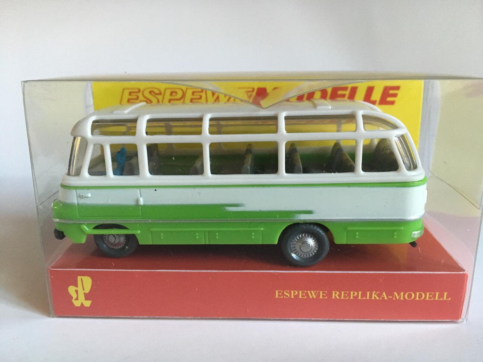 Busch 95707 Espewe  Robur lo 2500, Decorativo green, Auto Modello 1 87 (H0)