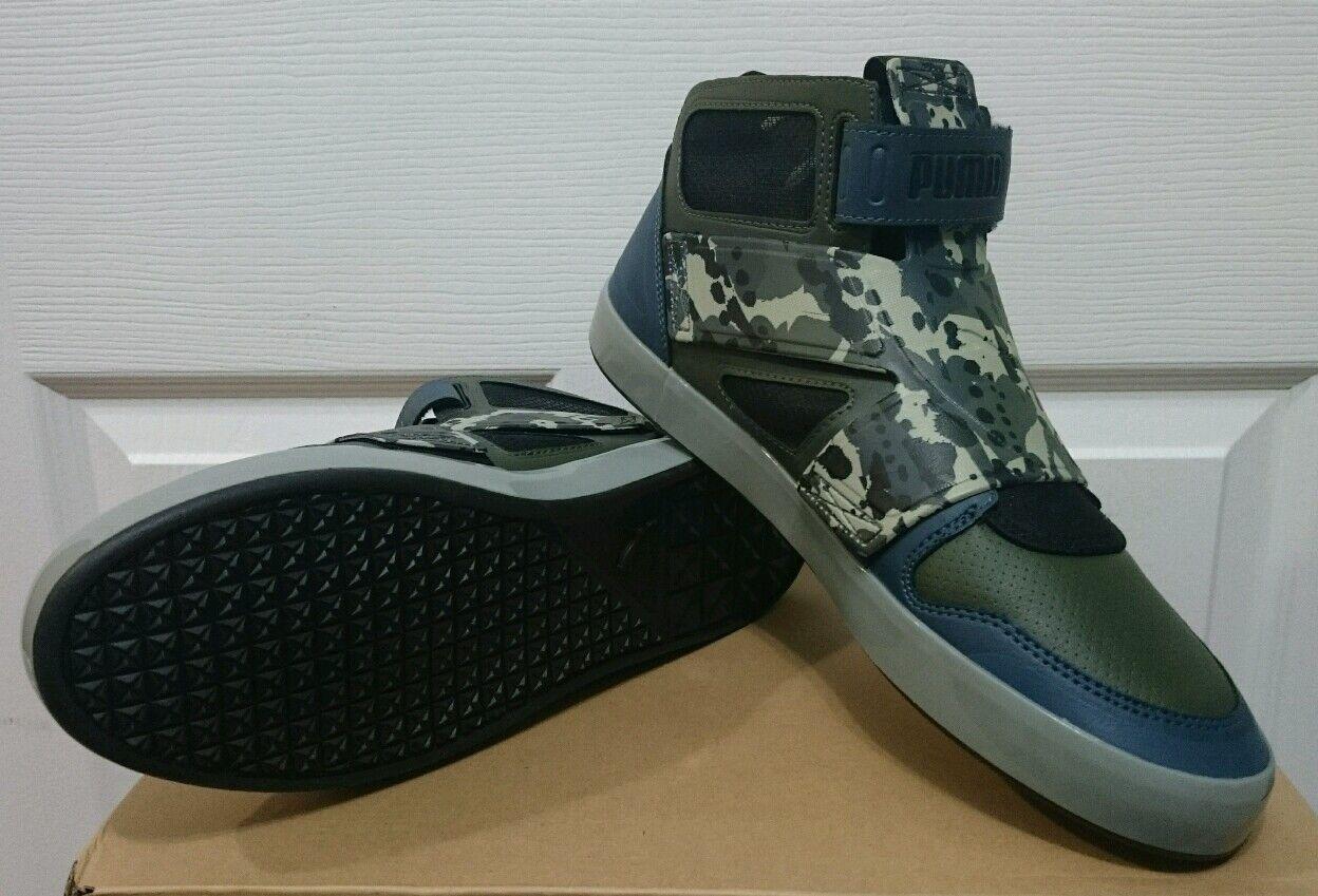 Puma El Rey Future Size Camo Casual Sneaker - Size Future 9 a94796