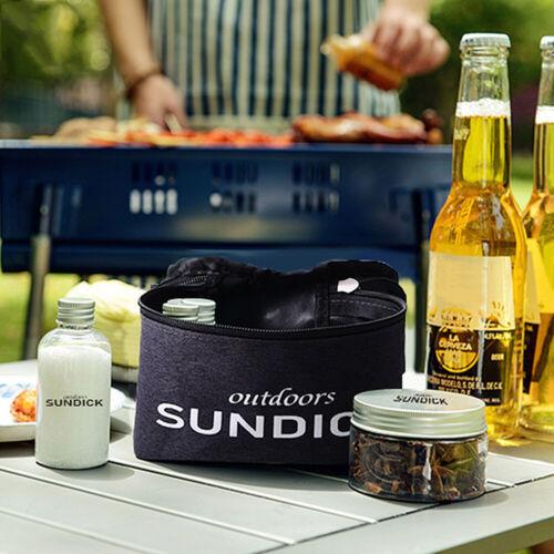 8 Stück Outdoor Picknick Camping Öl Gewürzflasche Pfeffer Gewürz Vorratsgläser S