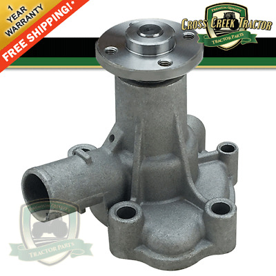 New Water Pump Fit John Deere 650 750 Yanmar 180 250 129350-42010