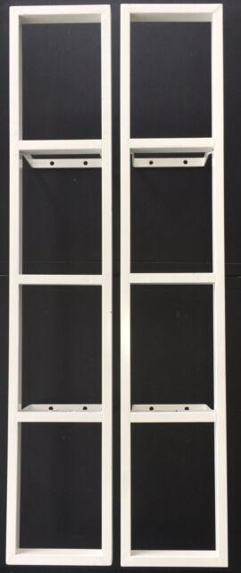IKEA Lerberg Media Wall Mount CD DVD Shelf Rack White 10035 for sale online | eBay