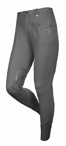 Lemieux mi Lemieux Lugano Pantalones  De Montar De Hombre-gris  Todo en alta calidad y bajo precio.