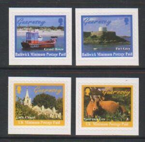 Guernsey - 1998, Guernsey Scenes, 2nd series set - S/A / MNH - SG 770/3