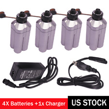 Daiwa super lithium BM2300 BM 2600 Battery or Charger for Tanacom 1000 750 US