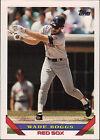 1994 Topps Wade Boggs #390 Baseball Card