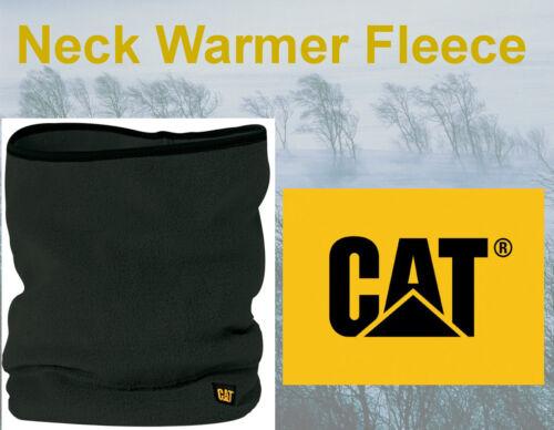 Mens Neckwarmer Fleece Snood Cat Caterpillar Scarf Thermal Winter Ski Skiing New